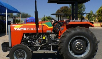 TAFE 5900 DI – 4WD full